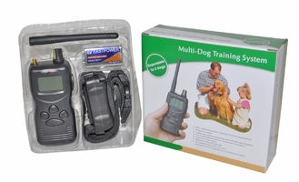 1000m LCD Remote Pet Training Collar , Multi-Dog Training System For 1 Dog