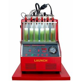 LAUNCH CNC602A Fuel Injector Cleaner Machine , CNC 602A Advanced Electromechanical Machine