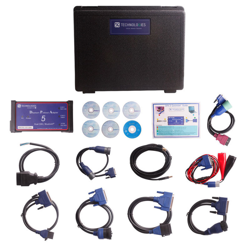 Dearborn Protocol Adapter 5 Truck Diagnostic Tool Heavy Duty Truck Scanner for VOLVO Truck