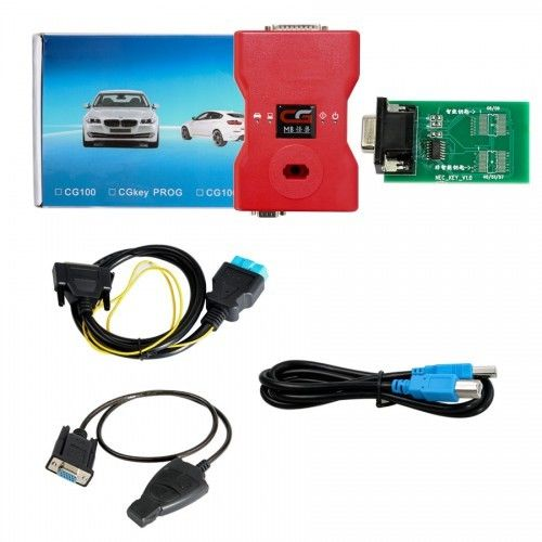 CGDI Prog MB Benz Car Key Programmer Light Weight Support Online Password Calculation